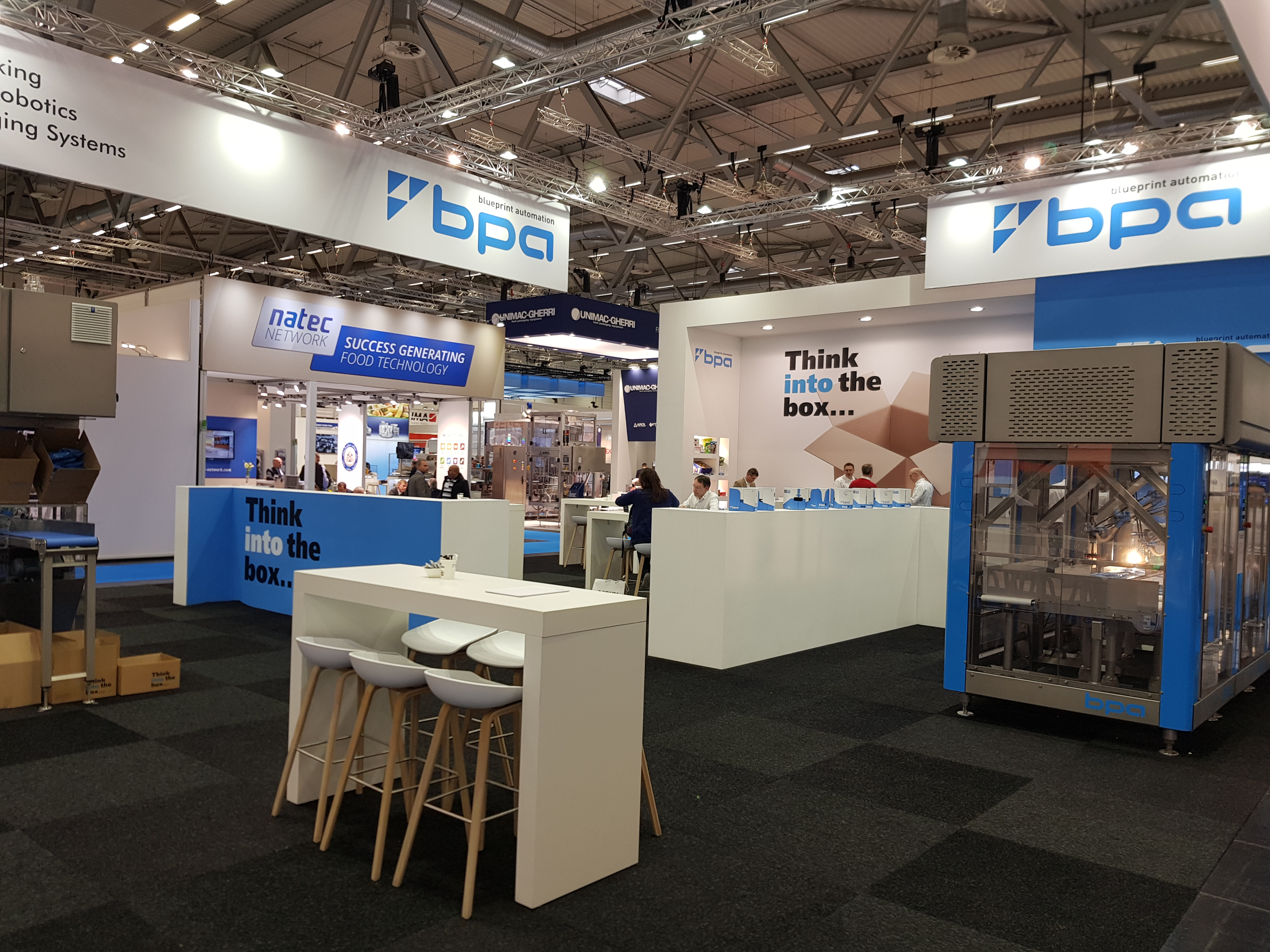 Gallery more photos from anuga foodtec 2018 foodbev media the show which focuses on food processing and packaging is a major event in the european calendar some of the continents larger companies as well as malvernweather Image collections