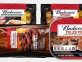 Budweiser and Coleman meat products