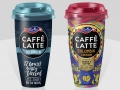 Caffé Latte cold-brew and Colombian varieties