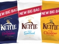 Kettle sharing bags