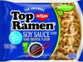 Nissin Foods USA Top Ramen Soy Sauce