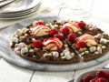 Dr Oetker chocolate pizza