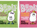Bundlz yogurt coated snacks