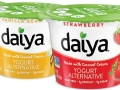 Daiya dairy free yogurt alternatives