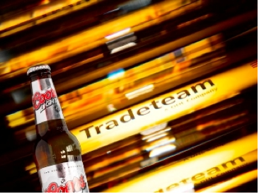 Coors chooses Tradeteam for distribution