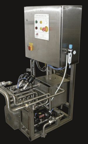 Watersaver makes better use of process water