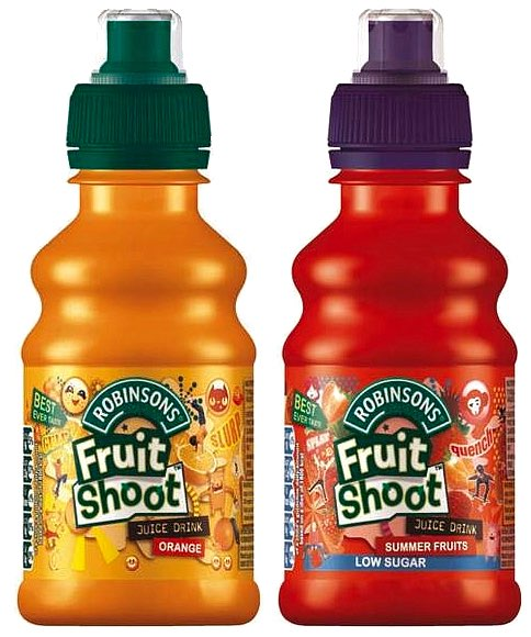Fruit Shoot scores with striking new design