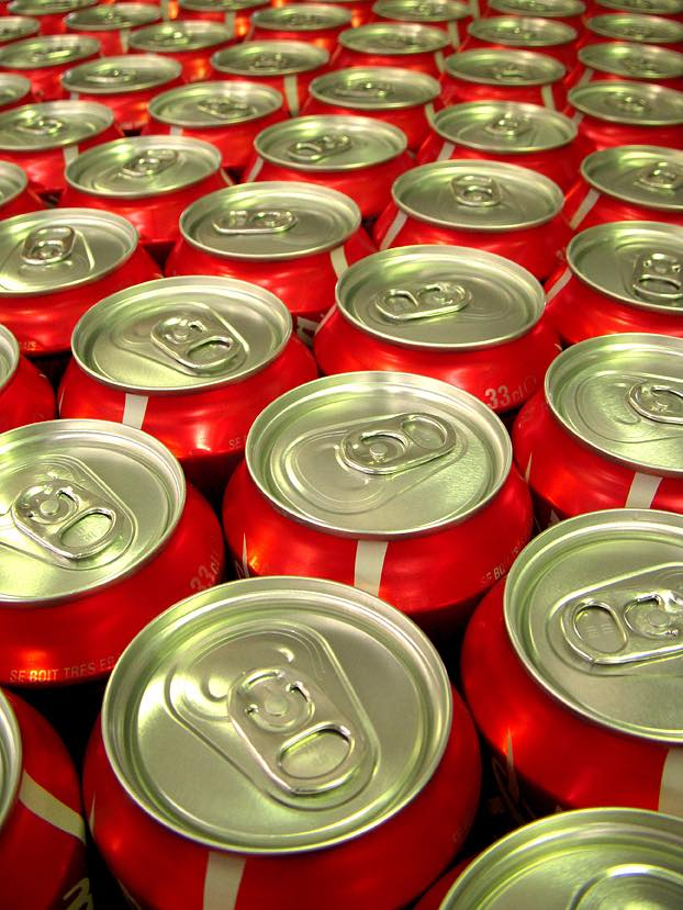 Coca-Cola uses CDL+ for soft drink cans in Benelux