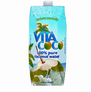 Agua de Coco on the go-go with new packaging
