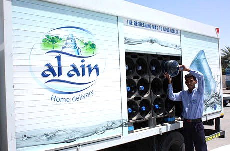 Al Ain Mineral Water Company launches five-gallon business