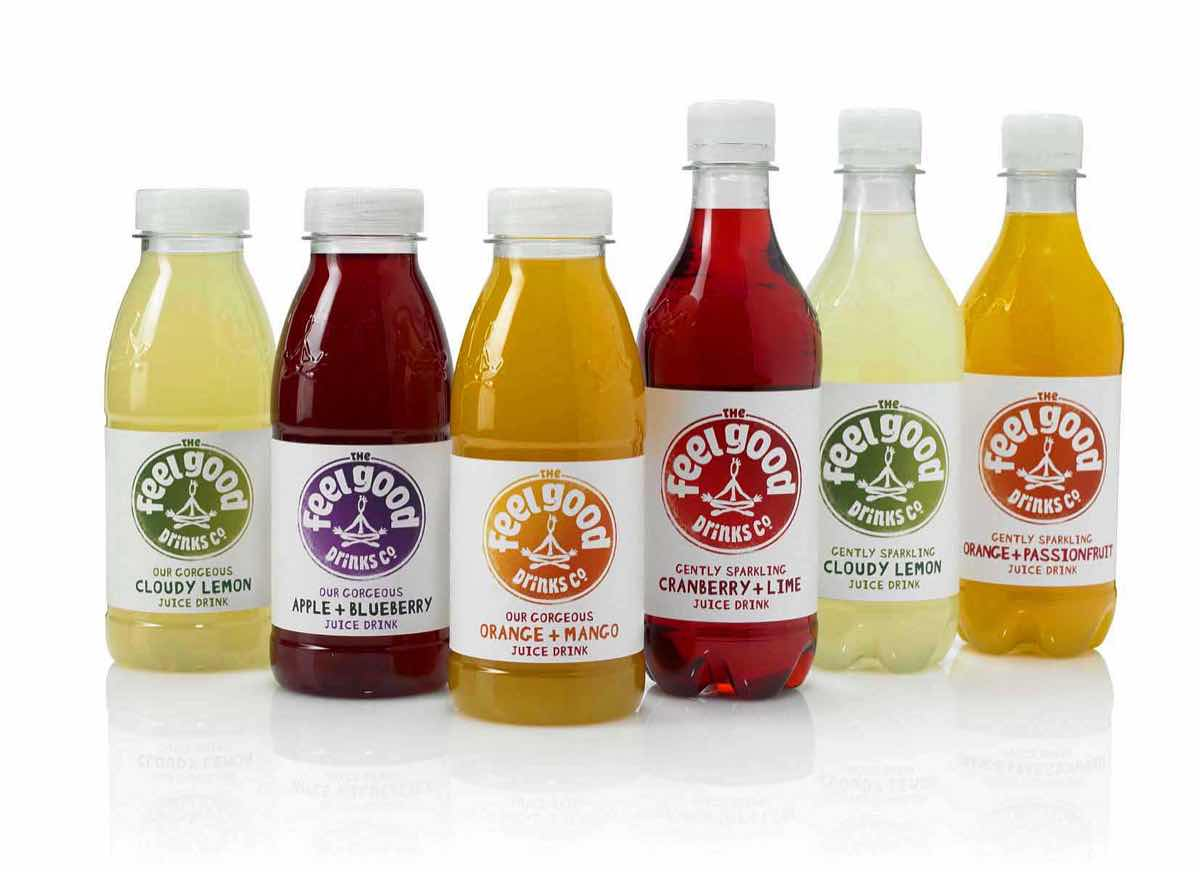 Feel Good Drinks launches PET range