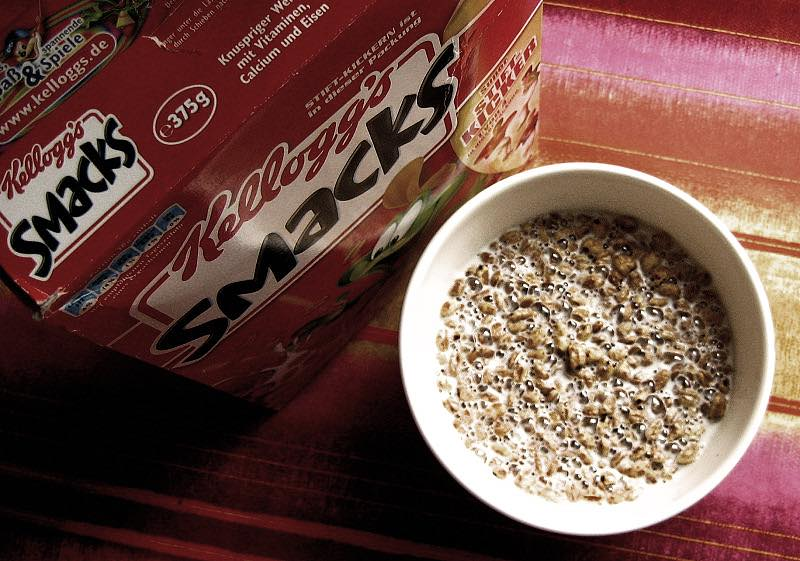 Kellogg's announces 'strong' first-quarter results