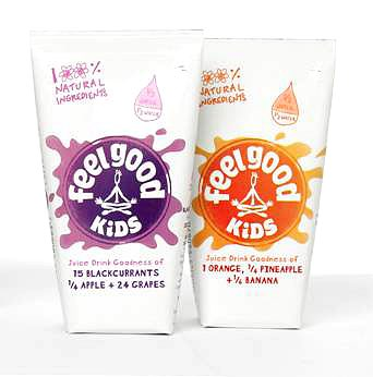 Feel Good Drinks Company launches kids drink in Tetra Wedge
