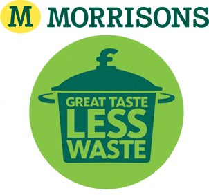 Morrisons launches 'Great taste, less waste' campaign