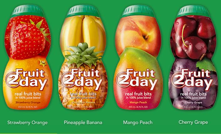 Fruit2day launches in the US