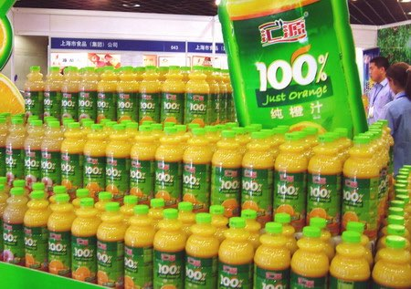 US private equity firms eye minority stake in China Huiyuan Juice