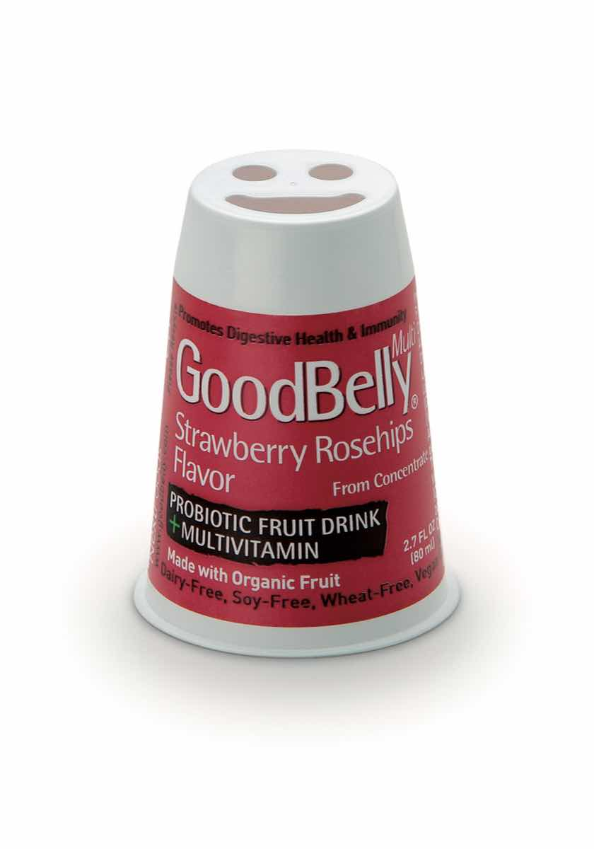 GoodBelly – packed with a smile!