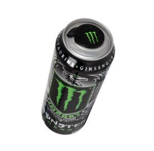 Monster import debuts in resealable cans from Ball