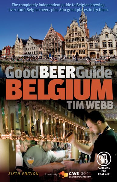 Camra launches new edition of 'Good Beer Guide Belgium'