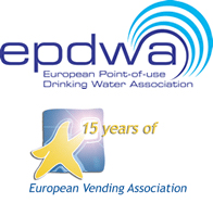 EPDWA announces alliance with European Vending Association