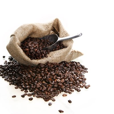 Coffee falls on expectation of bigger crops, and orange juice slips