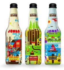 Jones Soda jumbles it up with mystery drink