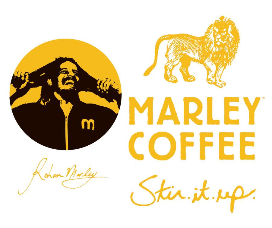 Bob Marley's son launches coffee brand