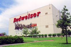 Anheuser-Busch taps landfill gas for Houston brewery