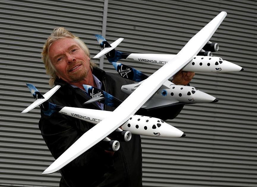 Guinness competition sends fans into space