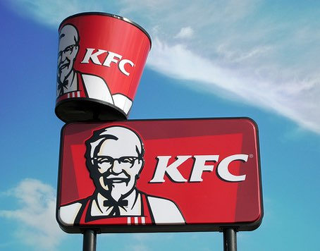 KFC's Colonel Sanders remains the face of the brand