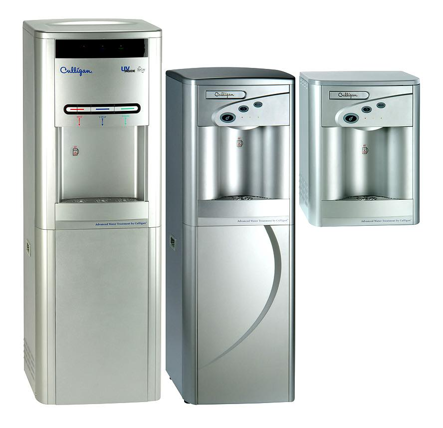 Culligan introduces Aqua-Cleer bottle-less water coolers