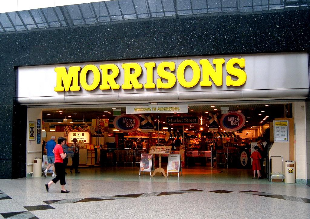 Morrisons reveals unscheduled market update