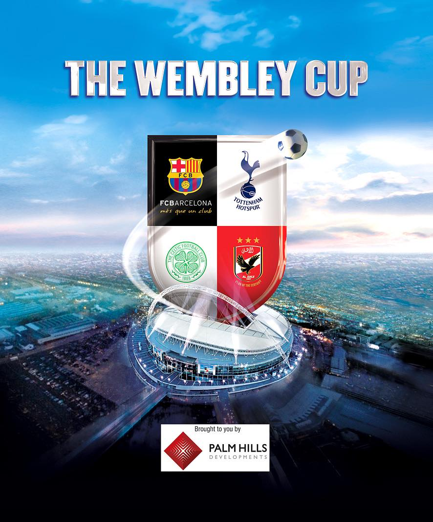 Icelandic Glacial is official water at first Wembley Cup