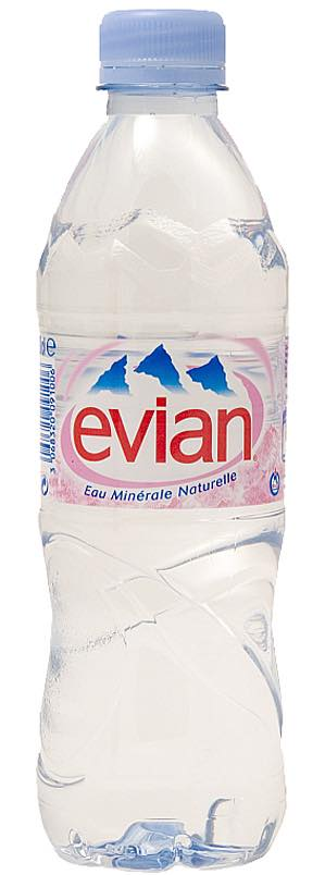 Evian Volvic signs rPET deal with new French recycling plant