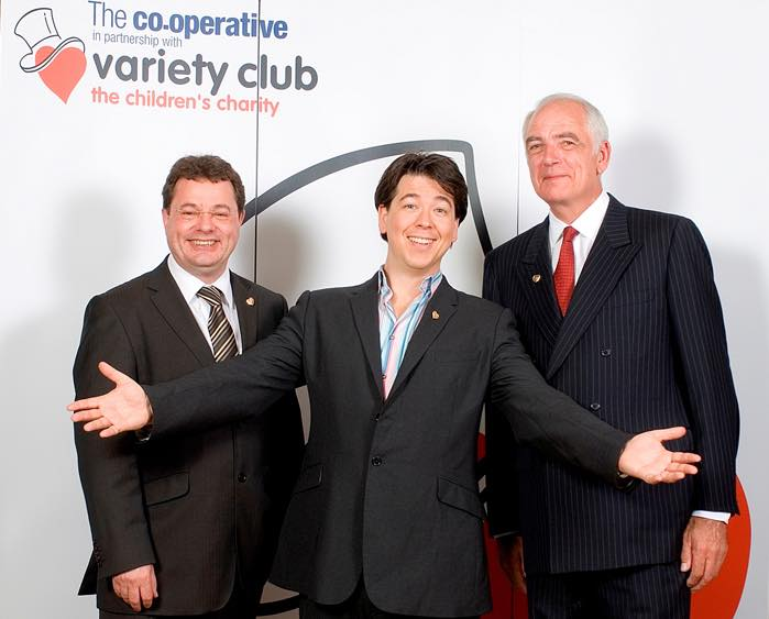 Co-op and Variety Club announce partnership