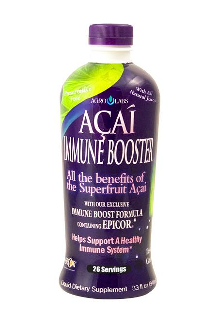 EpiCor 'educates' the immune system with acai