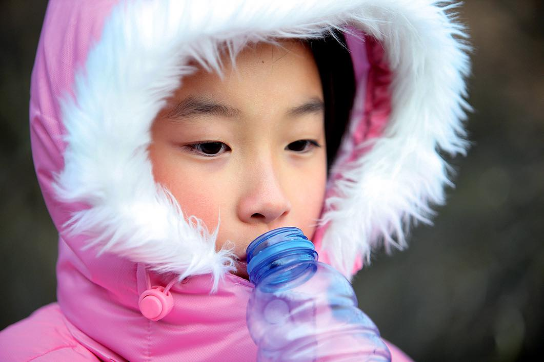 The Chinese bottled water market