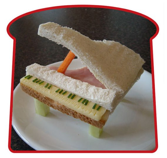 Funky Lunch makes food fun for kids