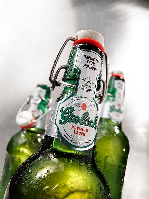 Grolsch and British Airways forge partnership