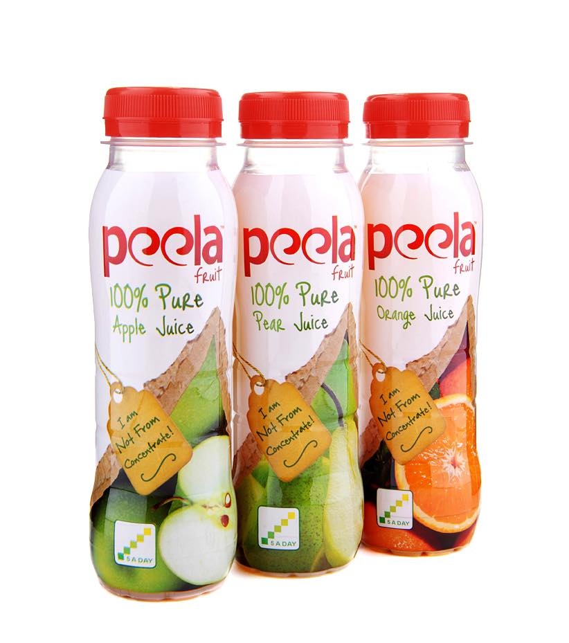 Navson launches Peela not-from-concentrate fruit juice