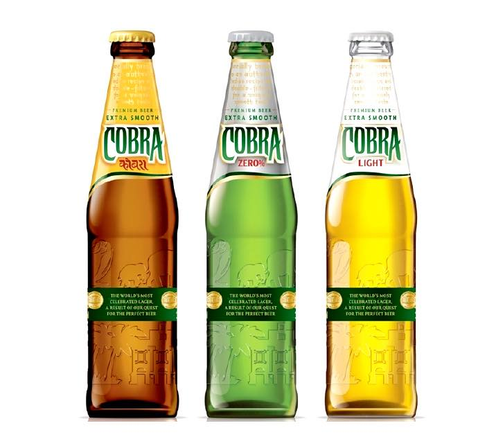 Molson Coors to spend £10m on Cobra partnership