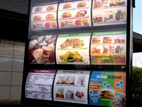 McDonald's leaves Iceland for good