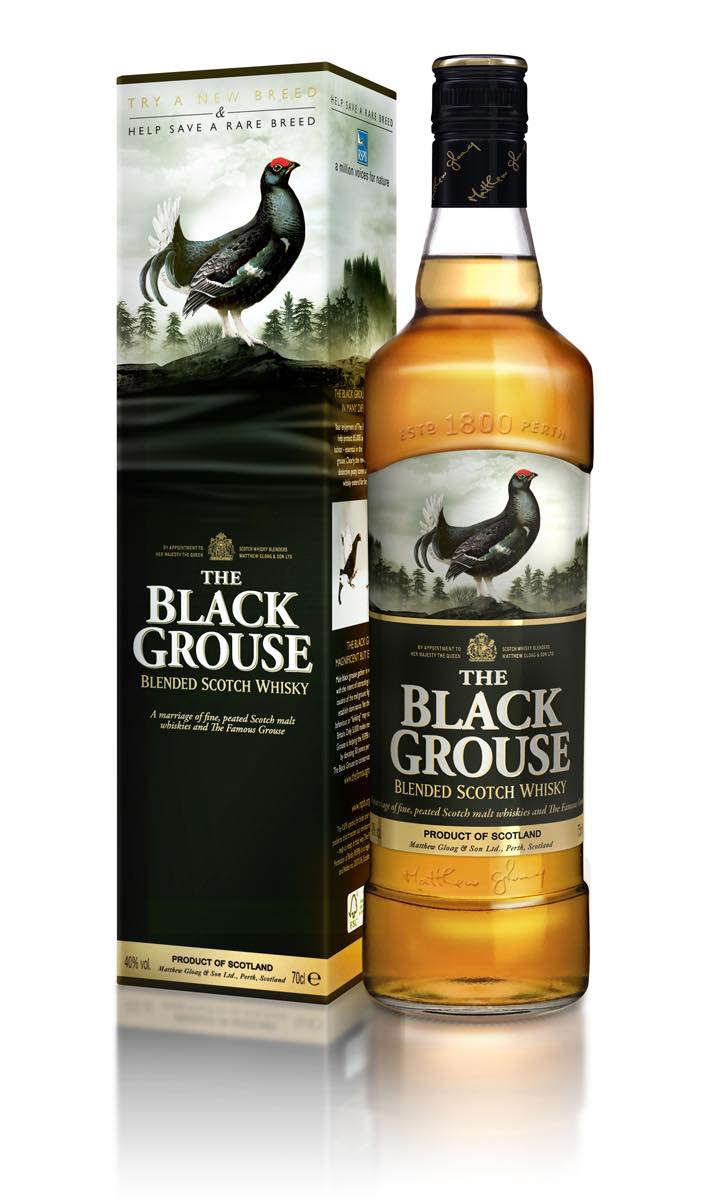 The Black Grouse extends UK distribution channels