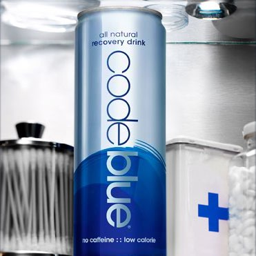 Code Blue reformulates its all-natural recovery drink