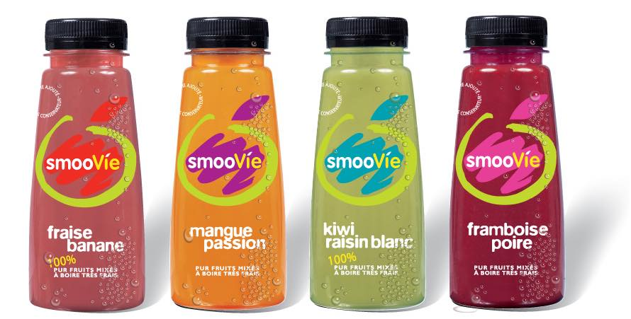 Smoovies launched in France