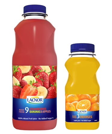 Lacnor launches fresh fruit juice in the UAE