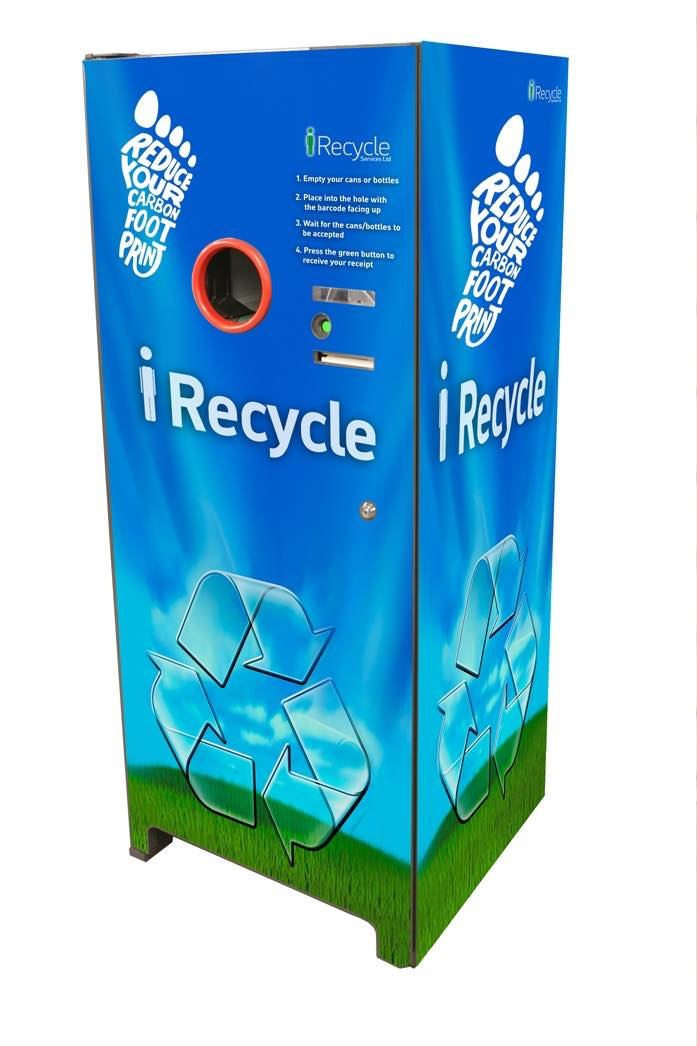 Seymour Valentine introduces iRecycle