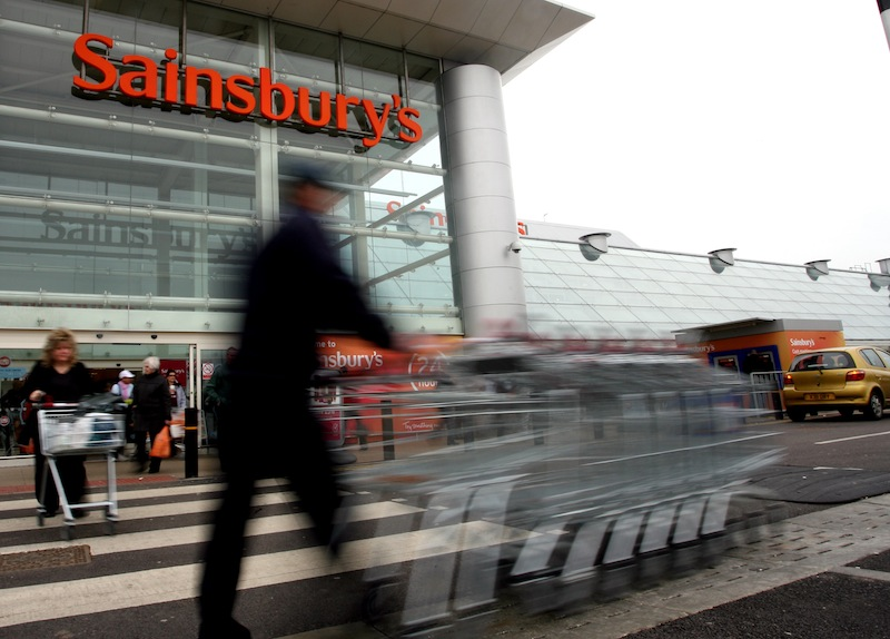 Sainsbury's delivers strong trading performance