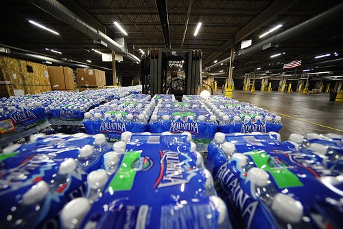 Food and beverage companies offer aid to Haiti