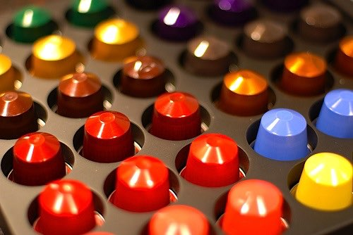 'Strong growth' for Nespresso
